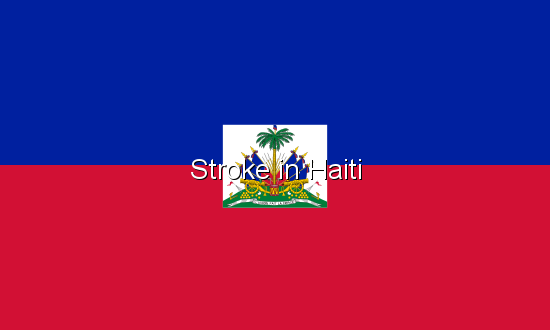 Stroke in Haiti