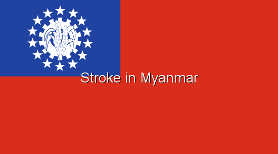 Stroke in Myanmar