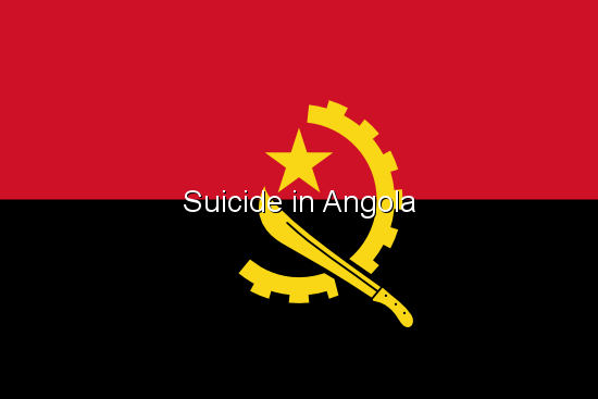 Suicide in Angola