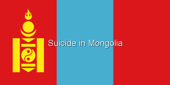 Suicide in Mongolia