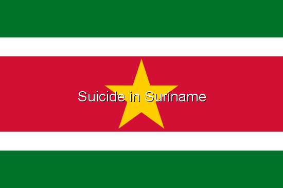 Suicide in Suriname