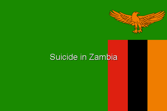 Suicide in Zambia