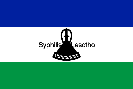 Syphilis in Lesotho