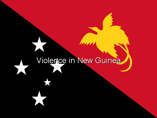 Violence in New Guinea