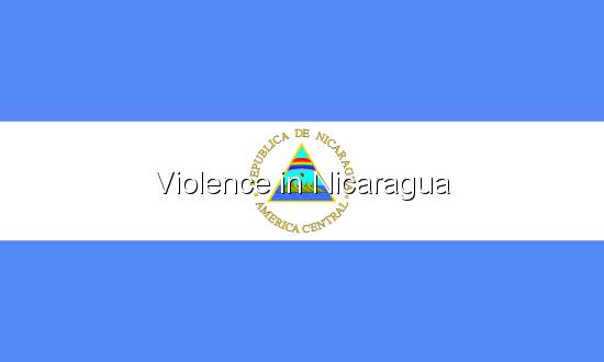 Violence in Nicaragua