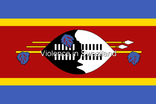 Violence in Swaziland