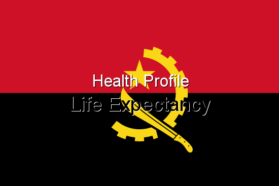 Health Profile, Life Expectancy for Angola