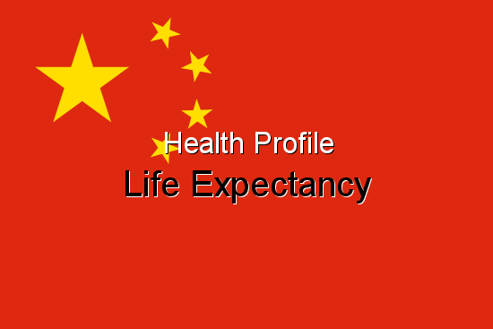 Health Profile, Life Expectancy for China