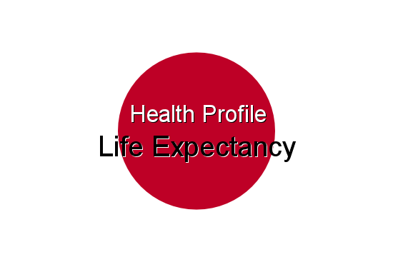 Health Profile, Life Expectancy for Japan