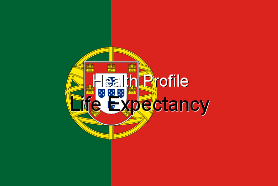Health Profile, Life Expectancy for Portugal