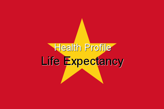 Health Profile, Life Expectancy for Viet Nam
